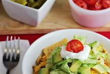 Easy Vegetarian Recipes : Recetas Vegetarianas Fáciles / Recipes To Try / Recipes / Food / Things To Cook / Dessert Ideas / Dinner Ideas
