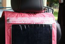 Porta tablet auto