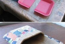 Recycling/upcycling