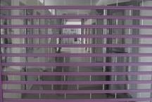 MCA ProfiLight - grilaj rulou transparent / grilaj rulou transparent