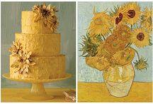 Cakes: Fine Art Inspired / by Lauren Schultz
