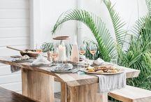 Dining room • Mevrouw Blond