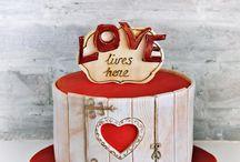 CAKE - LOVE + VALENTINE