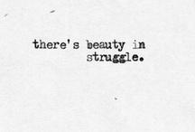 Words. / by Jennifer Henriquez