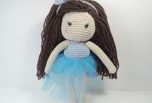 Amigurumis. Ganchillo. Crochet. / Artículos hechos a mano: amigurumis