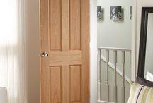 Oak SIMPLI DOOR SET KIT