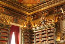 Bibliotecas - Museus - Arte