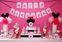 Aubrey's 1st Birthday Ideas / Princess Aubrey's Big Day is approaching, these are just a few things I may be creating or trying to for the celebration!  / by Bianca Flores Cervantes