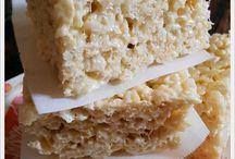 Bar cookies/desserts / by Ann Thompson