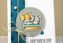 Cards: Cat