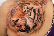 tattoo tigers