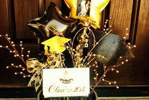 Graduation Party Ideas / by Bea Salazar