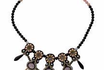 Soutache necklaces by BaBroszka