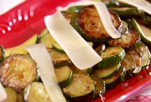 veggie side dishes / by Maggie Baez