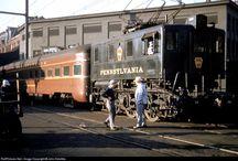 US railroading