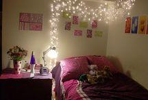 My dorm  / by Krista Johnson