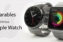 Apple Watch App Development / Bring your Apple watch app ideas to us and we will get your next entrepreneurial venture started. We look forward to speaking to you, so call us on 408.802.2885.