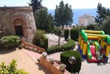 Events at the Castle · Eventos en el Castillo
