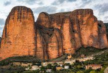 Lugares que visitar España