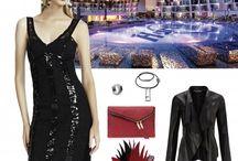Looks de fiesta / Un estilismo para las fiestas de verano en Ibiza