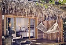 Hut & Beach House
