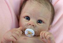 Bébés reborns / De jolis reborns plus beaux les uns que les autres
