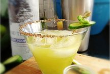 Cocktail Time / Recipes for mixed drinks you'll want to try. / by John Wm. Macy's CheeseSticks