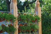 Planting - Vertical planter