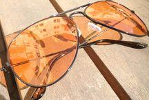 Sunglasses / Stylish, summery sunglasses, fresh-picked for every season.