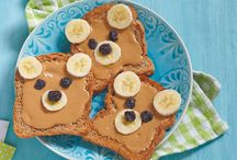 Kid Food Ideas / Fun ideas and ways to feed your kids!