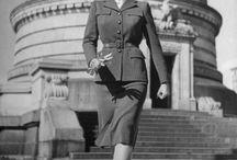1940's Fashion (Wartime)