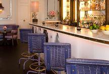 bar/restaurant interior