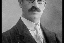 dr. Lányi János (1881 - 1915) / Hunfalvys tanár, aki az I. világháborúban halt hősi halált.