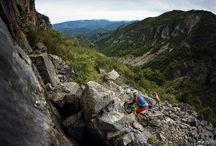 Riding Around the World / Mountain biking travel