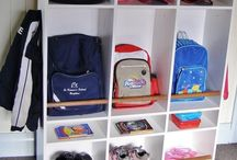 DIY Organiser for School