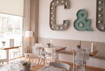 bares con encanto / Bares, restaurantes, lugares que emocionan y transmiten