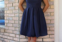 Sewing dresses - Simplicity 2444 / by Sue Cline