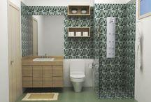 Bathroom / Rendering di grafica in 3D