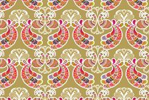 Gorgeous Gift Wrap Designs / Beautiful Patterns from our own artists and designers
