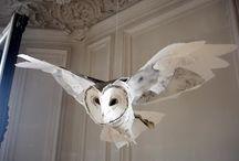 Escultura en papel
