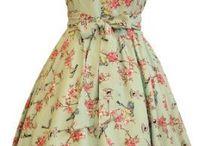 Vintage Dress I Love