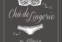 chá de lingerie