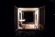 Tuinkantoor / Heerlijk buiten werken in een omgebouwde container met heel veel licht.