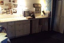 Artist's Atelier - Our Accessories Atelier / Studio Spaces for Maison Fleur de Lis' Creations