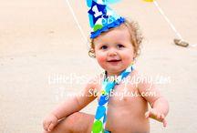 Preston's first birthday / by Abby Davis