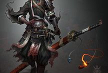 idee samurai