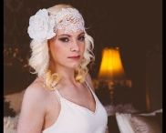 Collezione di Fiori / Collection of bohemian inspired hand made headdresses to accessories your dress.