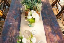 Outdoor table inspo