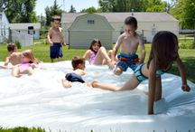 Old-fashioned summer for kids