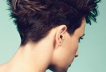 UNDERCUT! / Even short hair can be beautifully amazing.